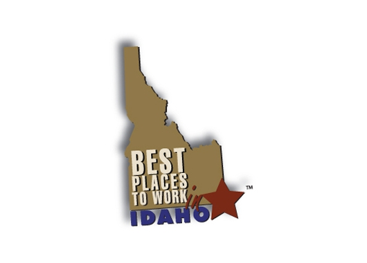 Best Place to Work in Idaho Logo