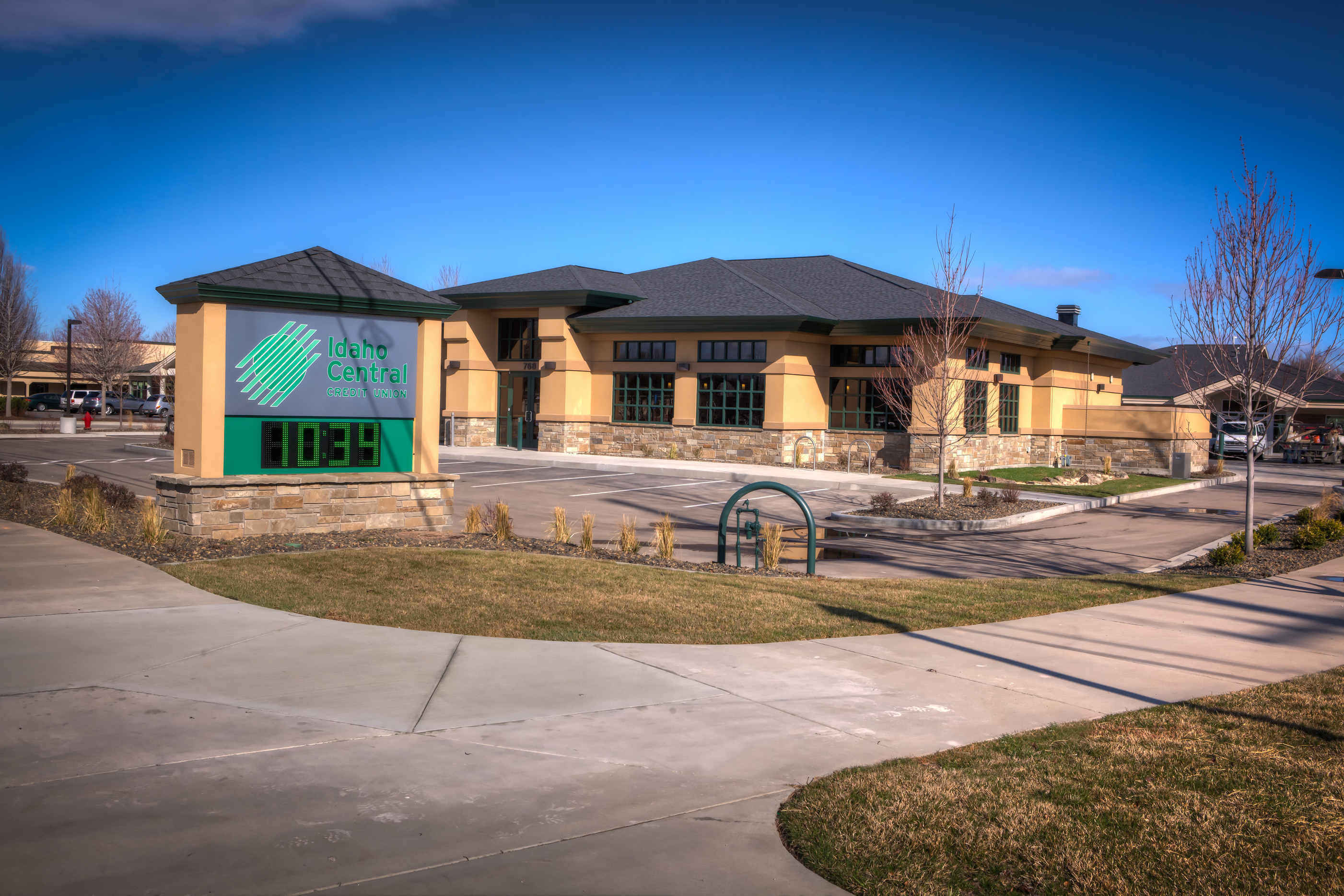 eagle branch & atm - idaho central credit union