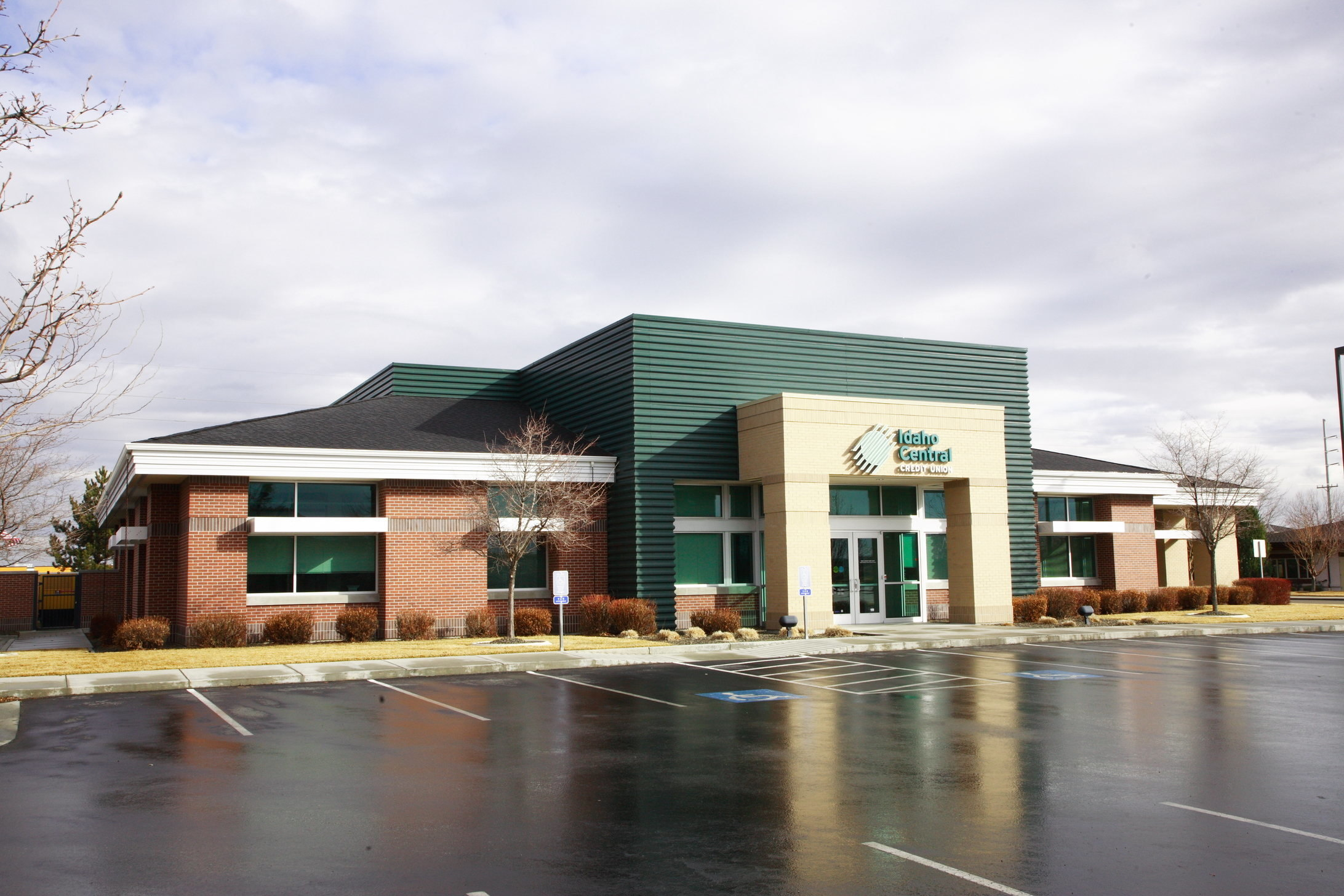 Mountain View Branch Atm Idaho Central Credit Union