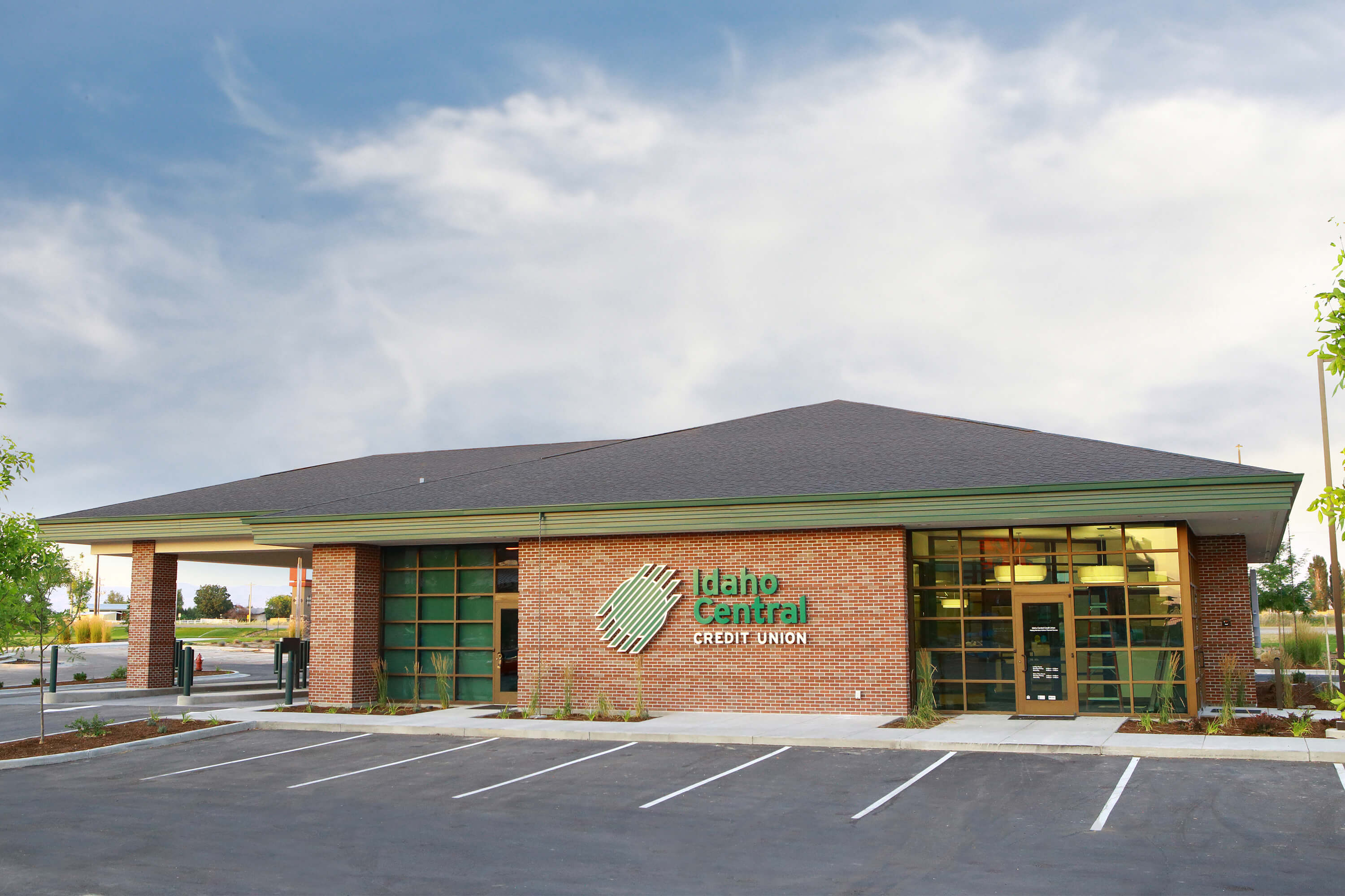 kuna branch & atm - idaho central credit union